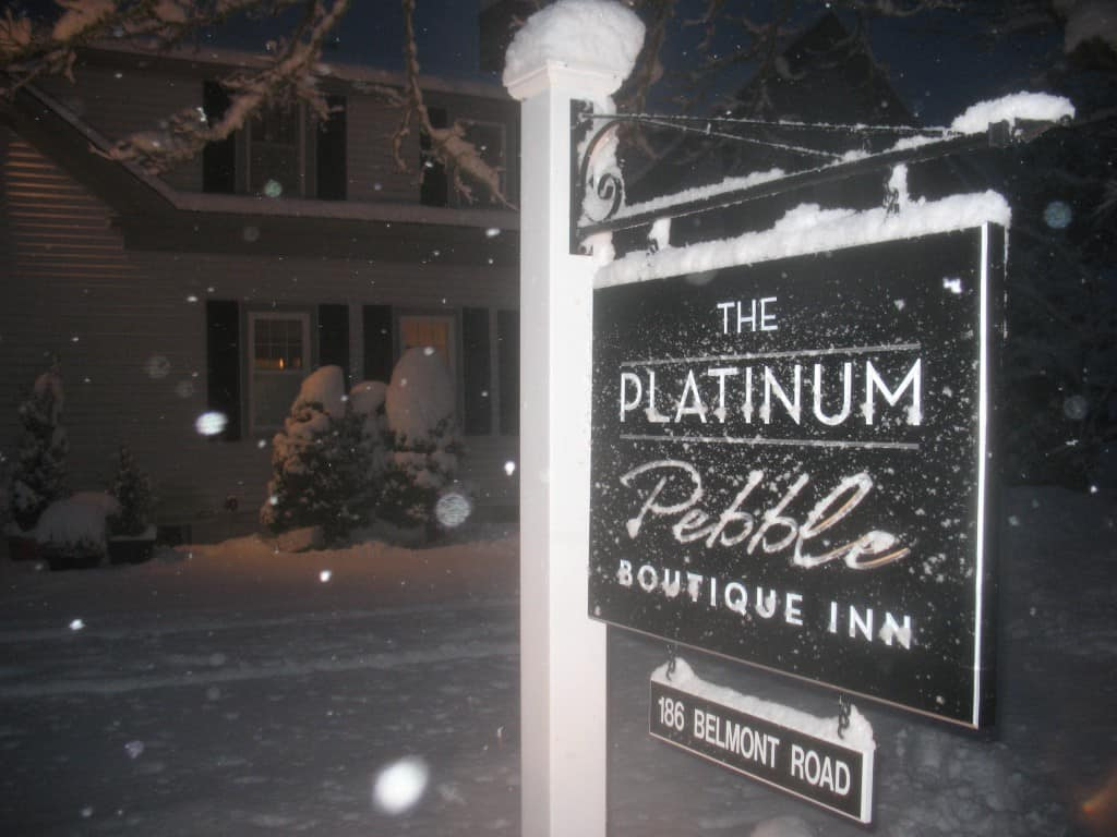 Cape Cod Bed and Breakfast, The Platinum Pebble