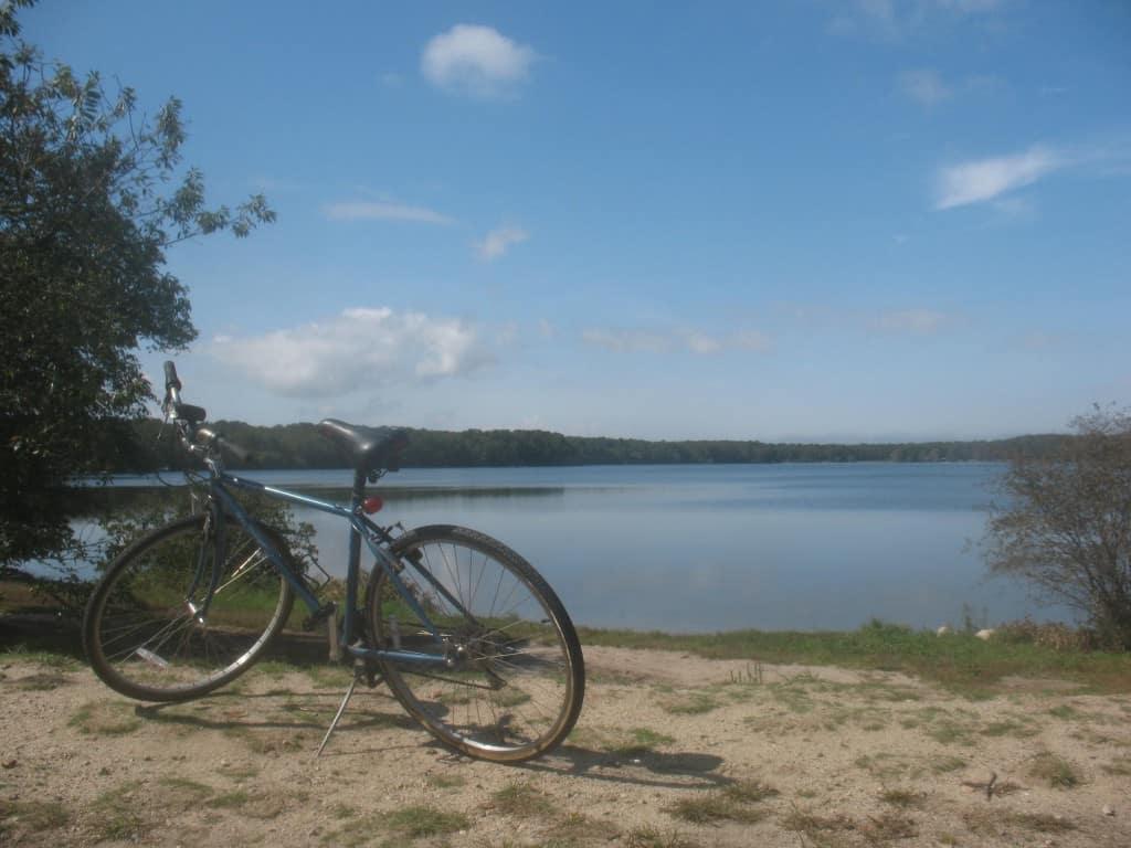 Cape Cod Bike Trail