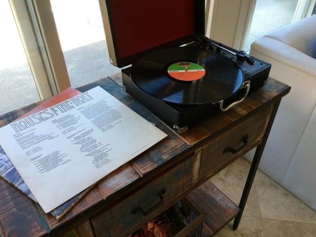 Spin some Vinyl