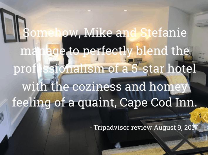 Cape Cod Luxury Hotel