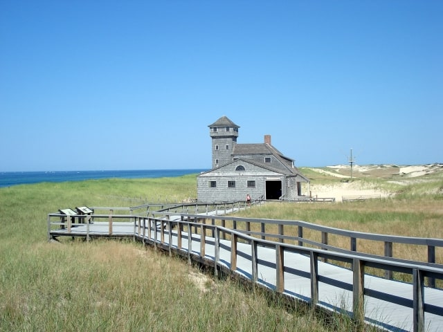 Cape Cod Boardwalk