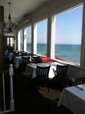 Red Chair Ocean House Restaurant