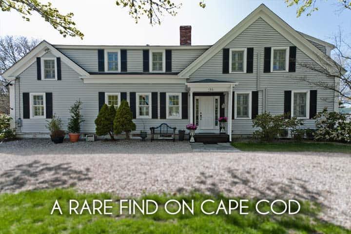 Cape Cod Inn Exterior