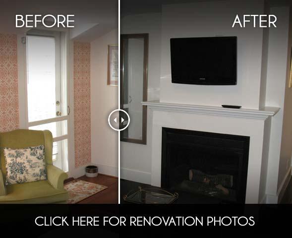 Cape Cod Inn Renovations