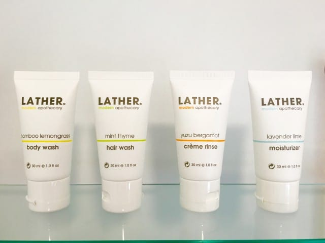 LATHER Toiletries