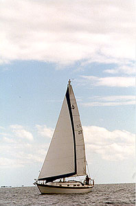 summer cape sail