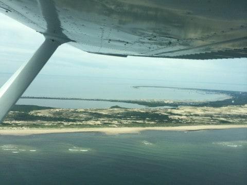 Cape Cod Aerial View