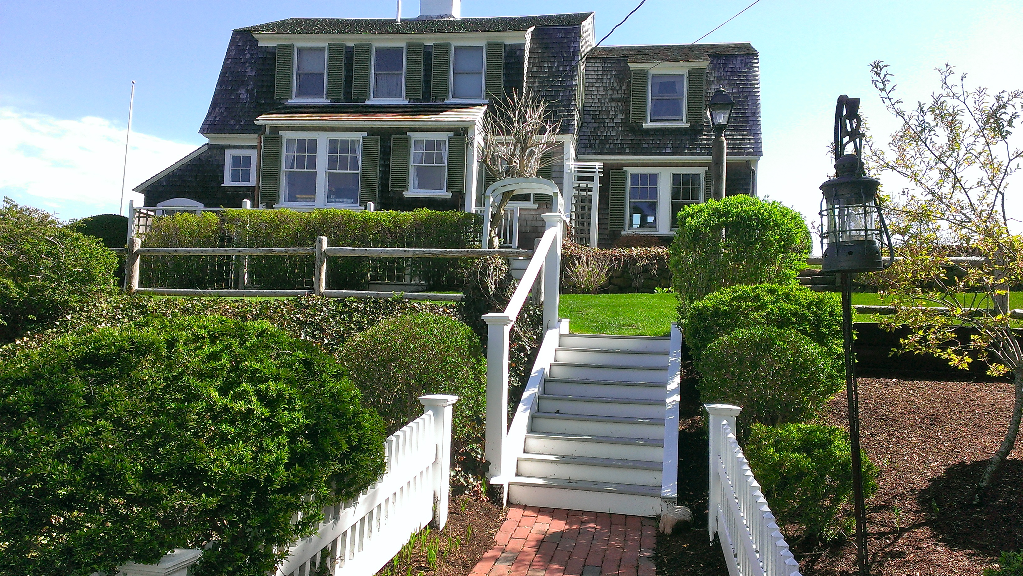 yarmouth cottage rentals exterior vacation cape framed viking south cod