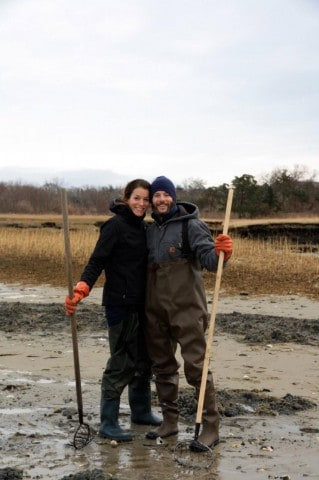 Cape Cod Vacation Ideas Clamming