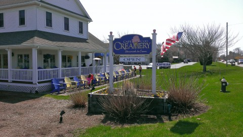 Best Cape Cod Ice Cream