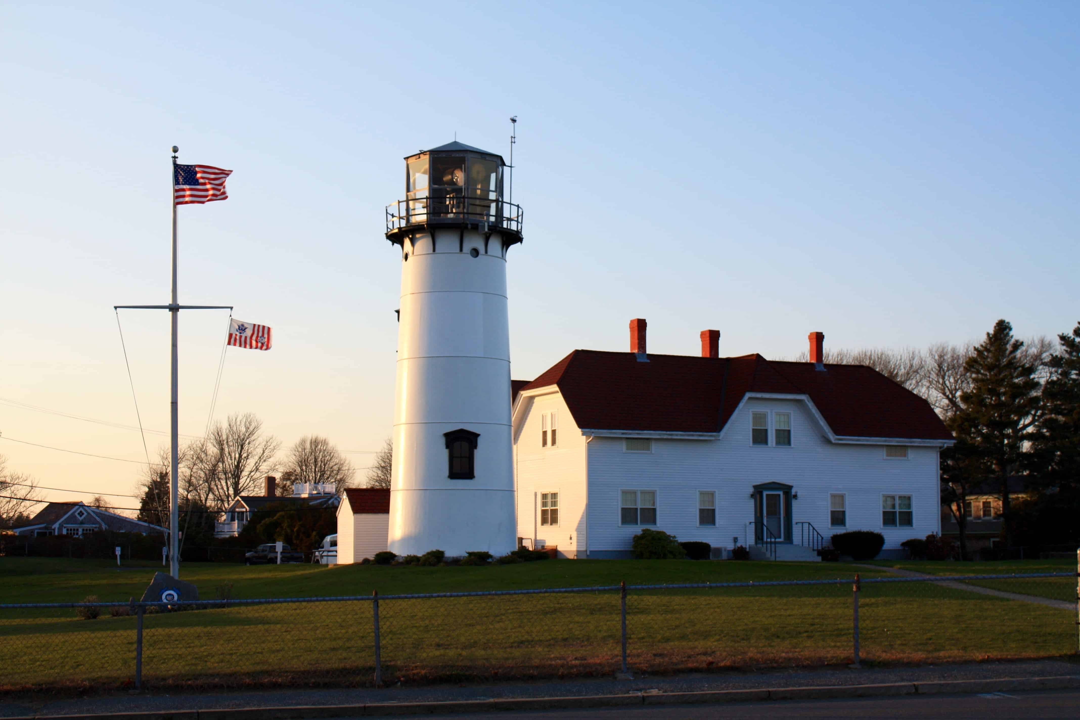 5 classic cape cod lighthouses see before they are in for The cape house