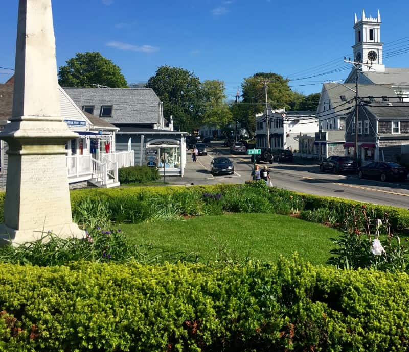 shopping on Cape Cod