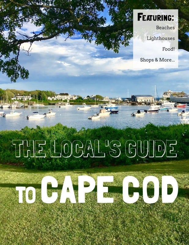 Travel Guide Cape Cod